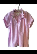 A Shirt Thing A Shirt Thing Margot Ruffle Top
