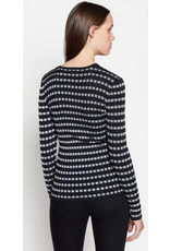 Equipment Equipment Saviny Sweater w/ Stripe