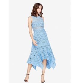 Jonathan Simkhai Crochet Lace Handkerchief Dress