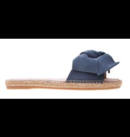 Manebi Hamptons Sandal w/ Bow
