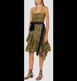 Derek Lam - 10 Crosby Cami Dress w/ Asymmetrical Hem