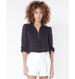 Veronica Beard East Tie Waist Short