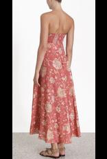 Zimmerman Zimmermann Veneto Strapless Long Dress