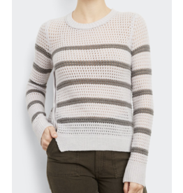 Inhabit Inhabit Cashmere Striped Sweater