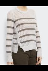 Inhabit Inhabit Cashmere Striped Sweater