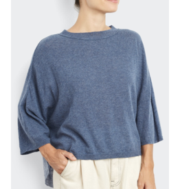 Inhabit Cashmere/Linen Mixed Pullover
