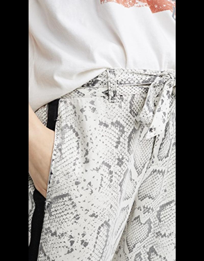 Pam & Gela Pam & Gela Snake Sash Tie Pant