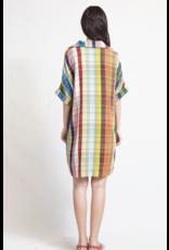 Warm Warm Midi Dress w/ Pockets