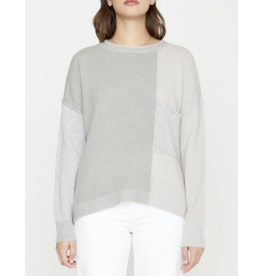 Brochu Walker Ila Colorblock Crewneck