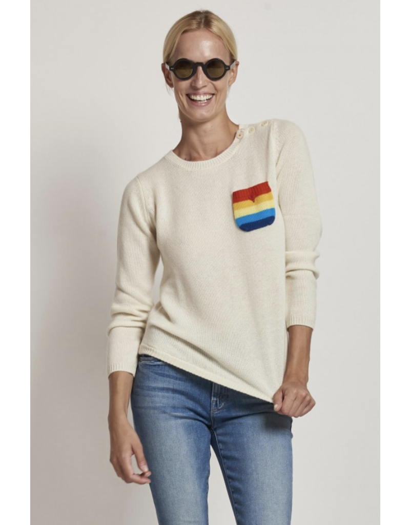Chinti and Parker Chinti & Parker One Pocket Sweater