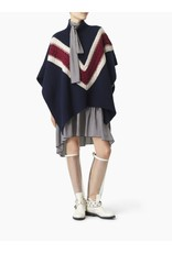 See By Chloe See by Chloe Patterned Poncho