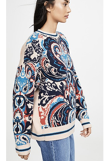 See By Chloe See by Chloe Patterned Pullover