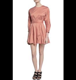 Derek Lam - 10 Crosby L/S Godet Skirt Dress