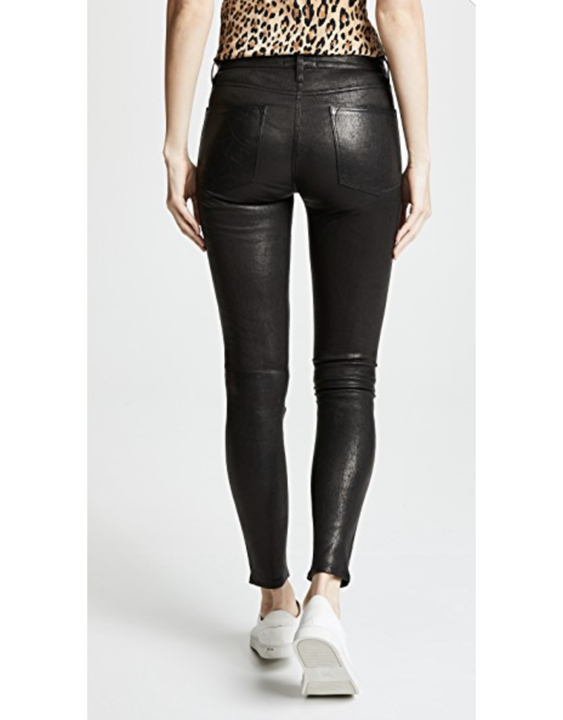 Frame Frame LE HIGH SKINNY COATED