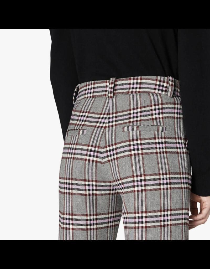 Derek Lam - 10 Crosby Derek Lam Straight Leg Trouser w/ Tux Stripe