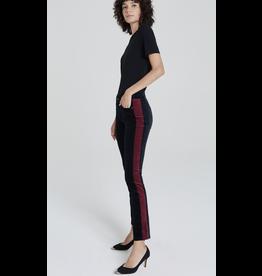 AG Jeans Mari Tuxedo Stripe
