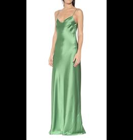 Galvan London V-Neck Slip Dress