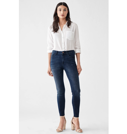 DL1961 Florence Mid-Rise Crop Skinny