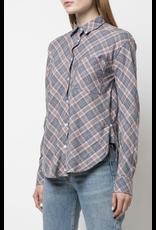 A Shirt Thing AST Duke Plaid Twill w/ Cuff