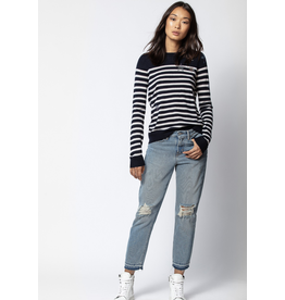 Zadig & Voltaire MISS CP STRIPES Sweater