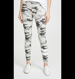 Sundry Camo Stripe Yoga Pant