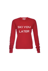 Frame Frame SKI YOU LATER SWEATER