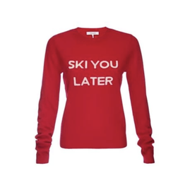 Frame SKI YOU LATER SWEATER