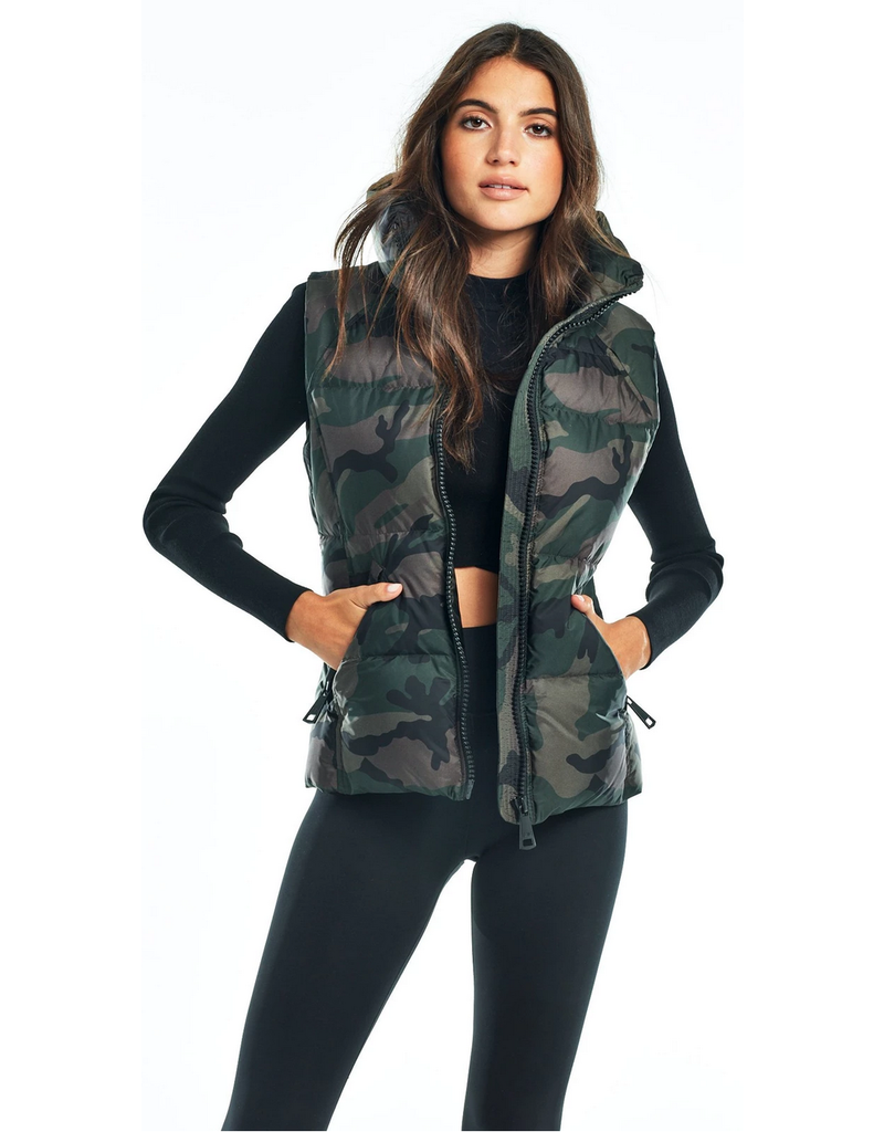 SAM Jackets SAM Jacket Camo Freedom Vest