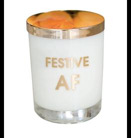 Chez Gagne Festive AF Candle