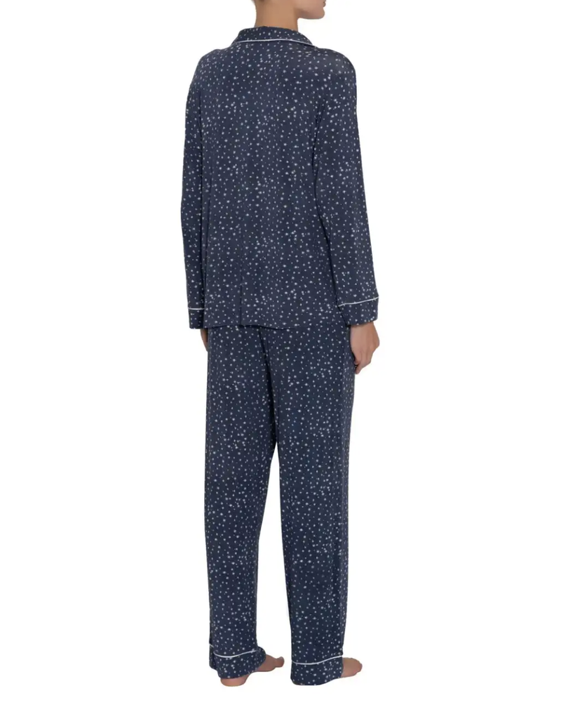 Eberjey Eberjey Sleep Chic Long PJ Set