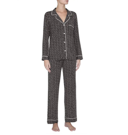 Eberjey Sleep Chic The Long Pj Set | Boxed