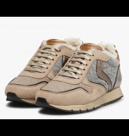 Voile Blanche JULIA FUR Sneaker