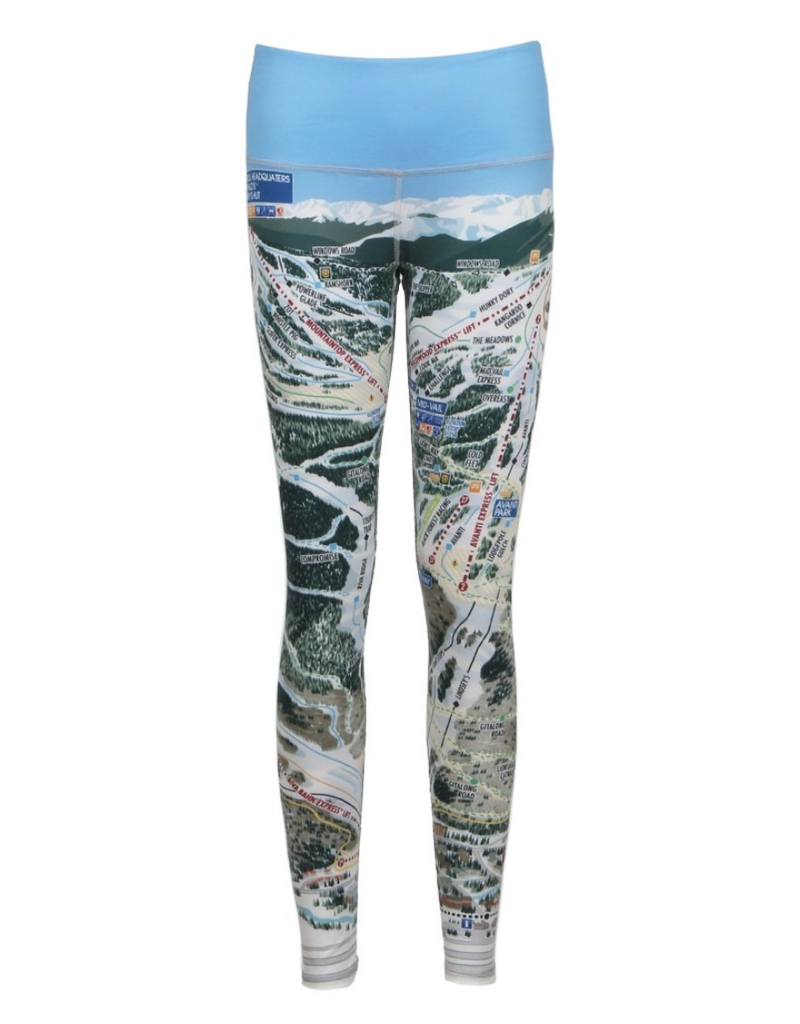 Mountain Legs Mountain Legs Trail Legging