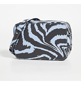 Ganni Printed Leather Crossbody Bag