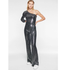 Pam & Gela MIRROR BALL JUMPSUIT