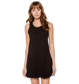 Karla Colletto Inés Round Neck Dress