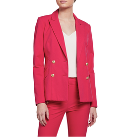 Derek Lam - 10 Crosby RODEO DOUBLE-BREASTED BLAZER W/ SAILOR BUTTONS