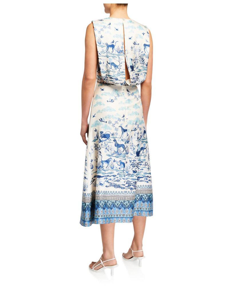 Saloni Saloni FLEUR-D DRESS