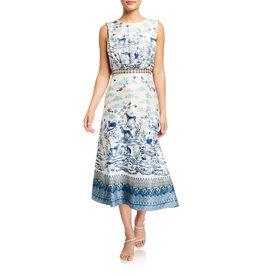Saloni FLEUR-D DRESS