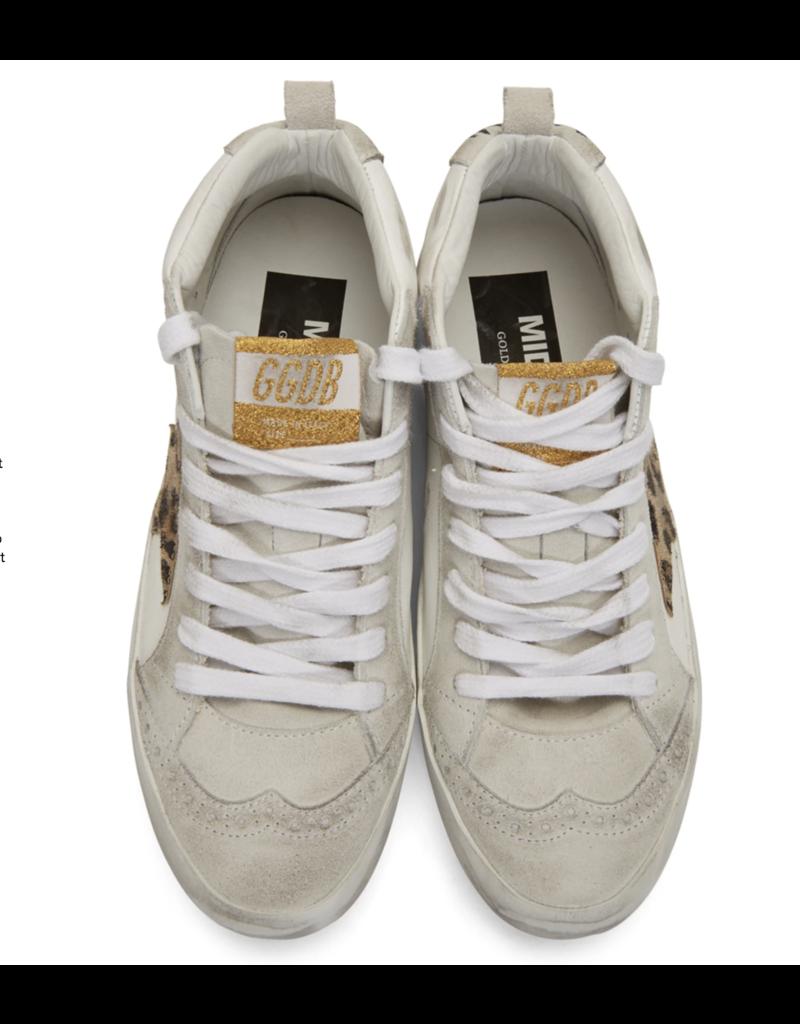 Golden Goose Golden Goose Mid Star Sneaker