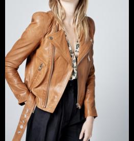 Smythe Pagoda Leather Moto Jacket