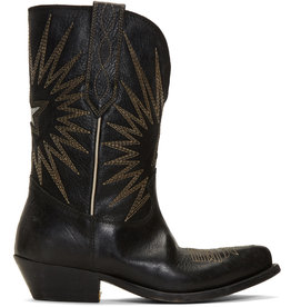Golden Goose Golden Goose Boots Wish Star Low