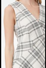 Rebecca Taylor Rebecca Taylor Sleeveless Plaid Tweed Dress