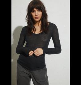 NSF Jessica V Neck Sweater