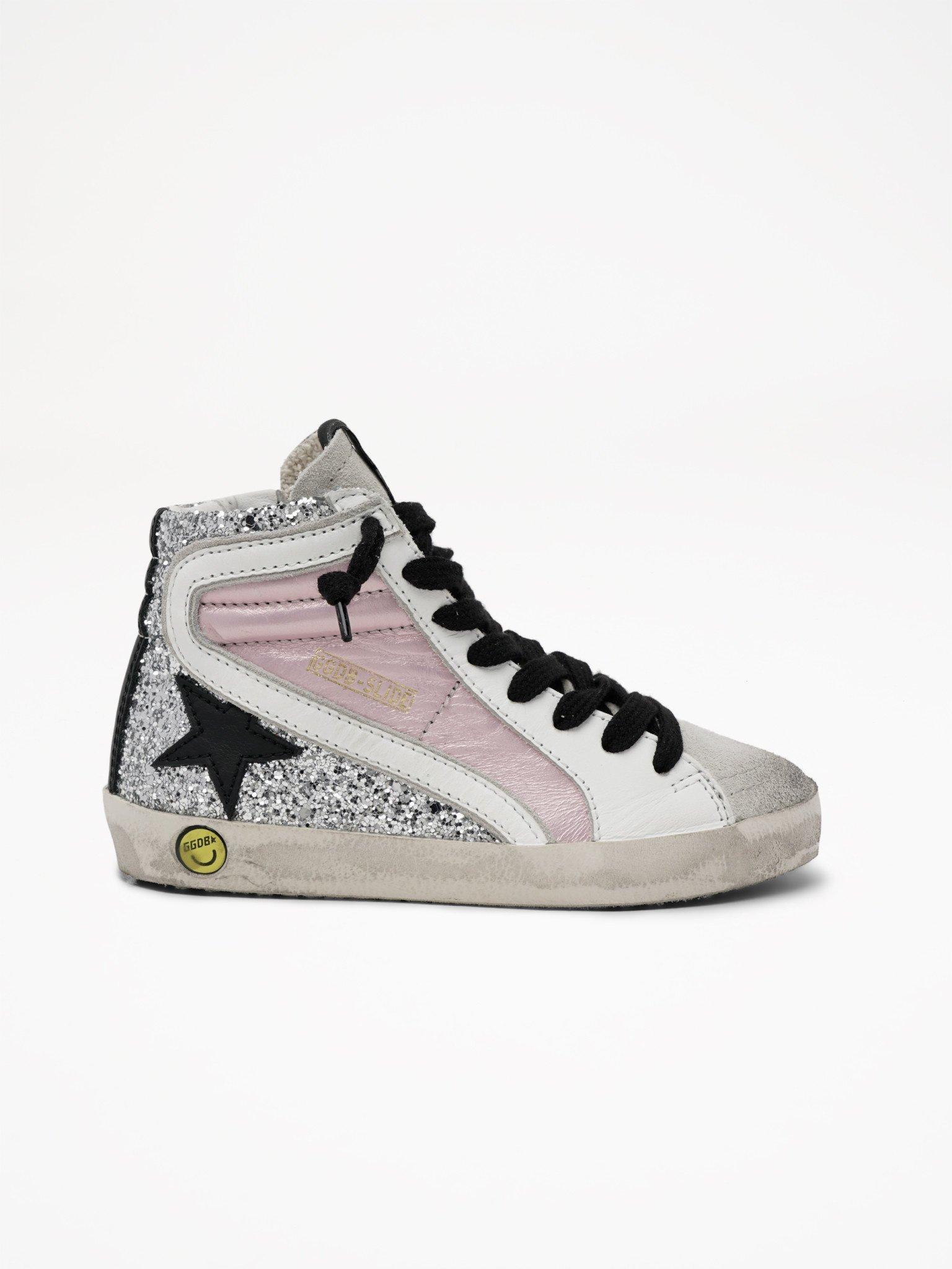 kids slide on sneakers