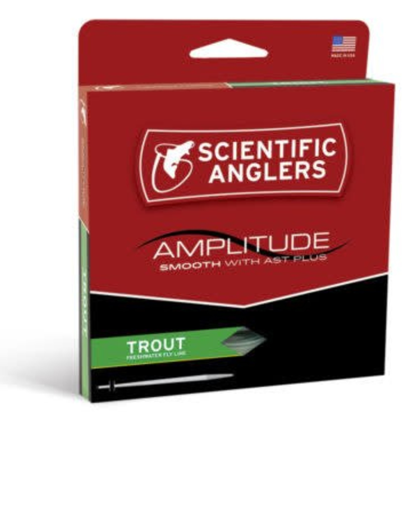 Scientific Anglers Scientific Anglers Amplitude Smooth Trout Taper