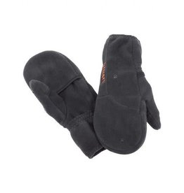 Simms Simms Headwaters Fleece Foldover Mitt -  Black