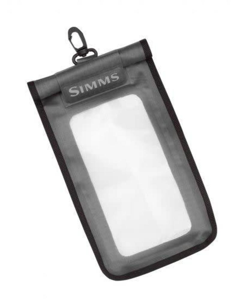 Simms Simms WaterProof Tech Pouch - Gunmental - Large