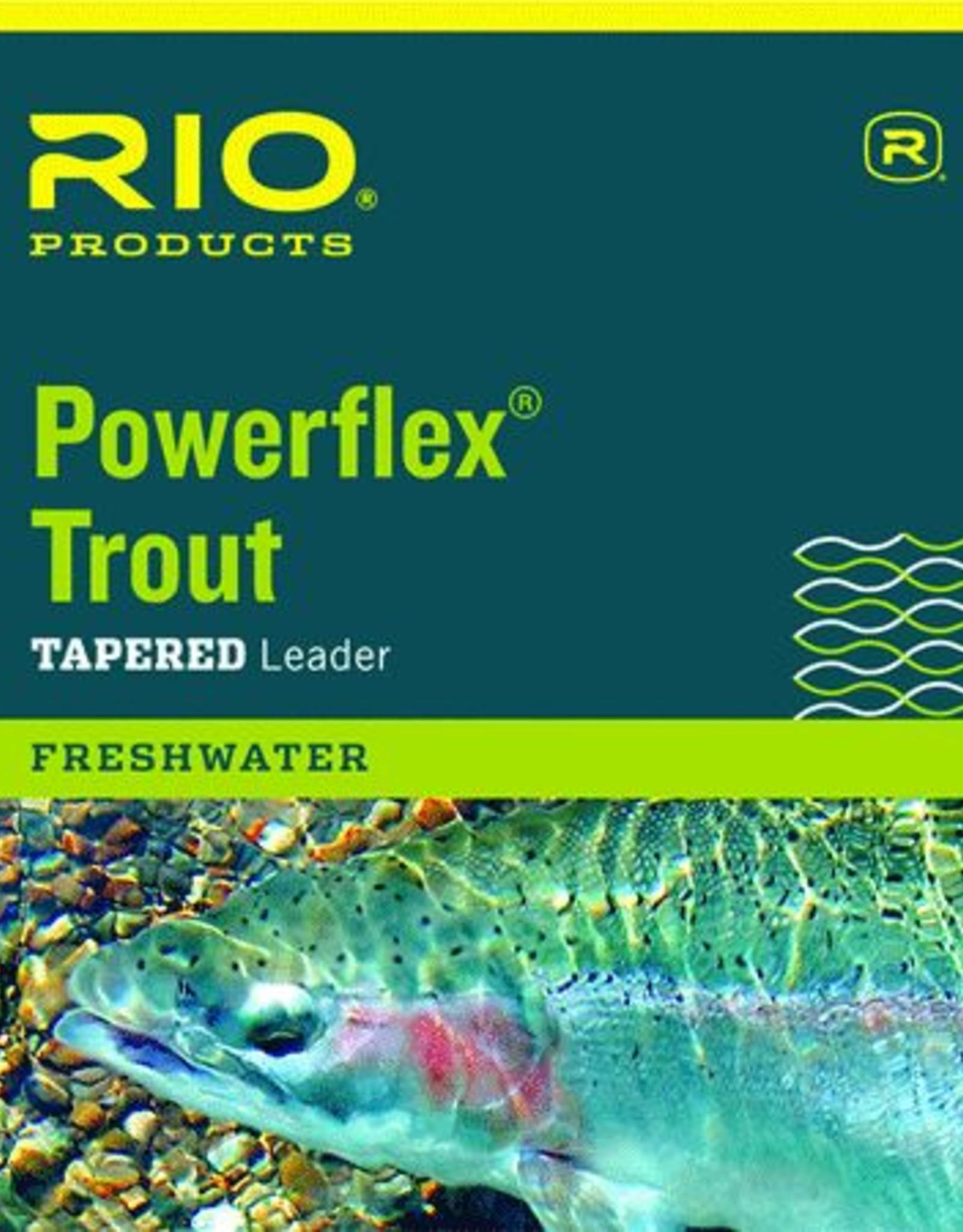 Rio Rio Powerflex Trout Leader - Single Pack