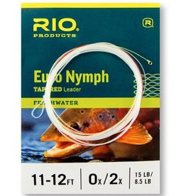 Rio Rio Euro Nymphing Leader - 11.5 ft 2X